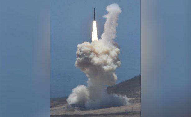 EU realiza prueba antimisil ante posible ataque de Corea del Norte