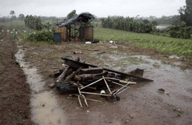 Al menos tres muertos deja el huracán Otto en Costa Rica