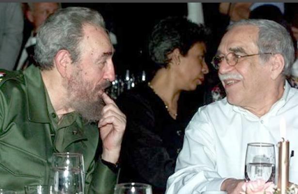 La amistad con Castro le costo a García Márquez ser vetado