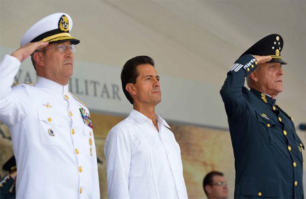 Entregará Peña Nieto reconocimientos a integrantes de la Armada