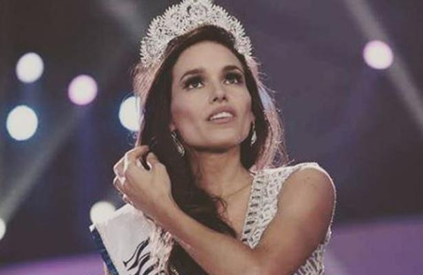 Bella e inteligente; Miss Chile causa furor tras respuesta sobre unión gay