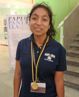 Obtiene Morelos medalla de oro  en Olimpiada Nacional de Física