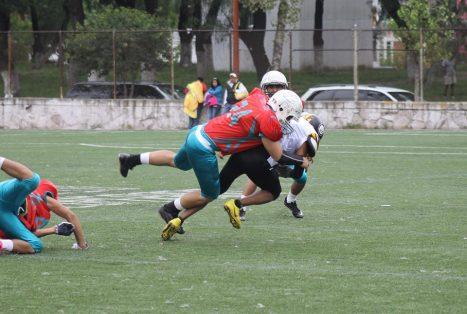 Mandriles recibe a los Troyanos en juego de la postemporada de la categoría juvenil 2016.