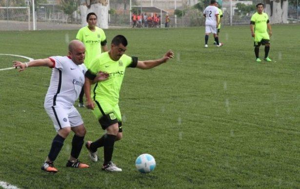 En marcha, Copa Máster de Fútbol