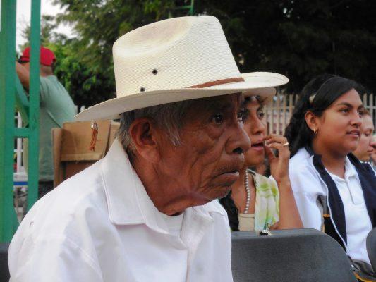El espectador más longevo del Festival de Otoño
