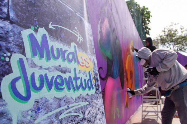 Buscan espacios para grafiteros ixtlecos