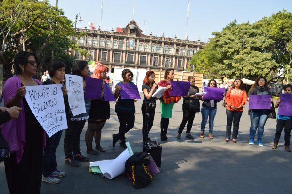 Menos discurso y más  cambios, piden activistas