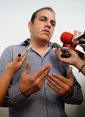 Deshoja Cuauh la margarita:  PRD o independiente