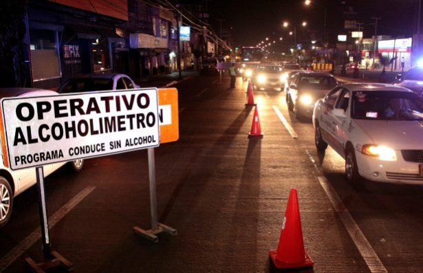 Reduce el alcoholímetro 35% de accidentes
