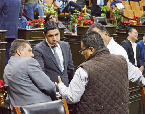 Aprueba Congreso leyes de ingresos a 28 municipios