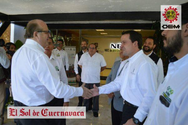 Graco Ramírez, entrega Certificado de Primer Año de Preescolar en Guarderías del IMSS Morelos