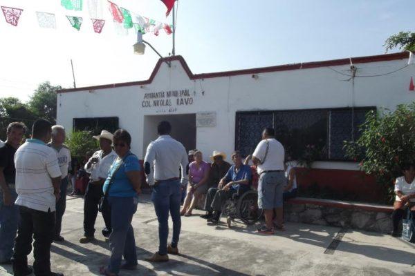 En marcha la auditoría al Sistema de Agua Potable de la colonia Nicolás Bravo