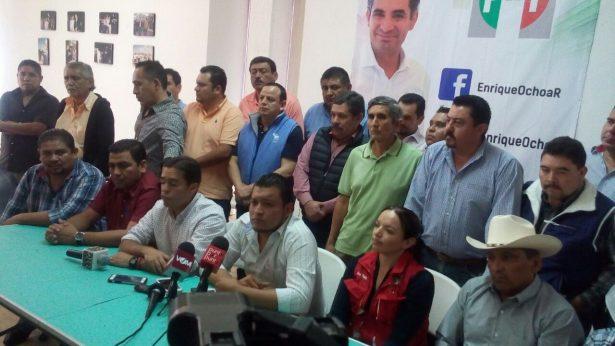 Anuncian la renovación del Comité Directivo Estatal PRI Morelos