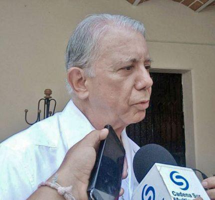 La gente rescatará templos: obispo