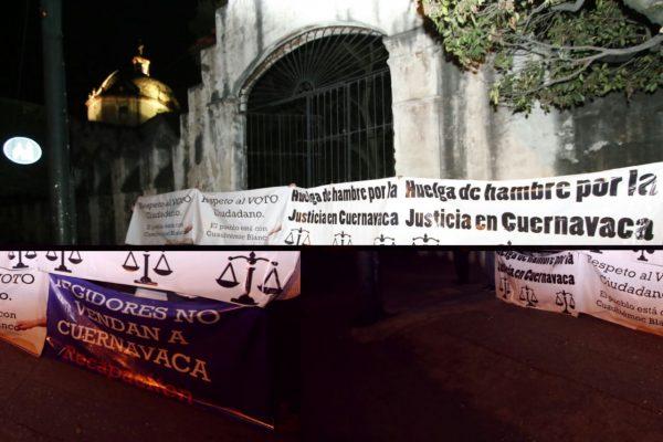 Cuauhtémoc Blanco inicia huelga hambre para protestar contra juicio político