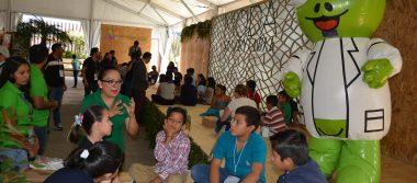 Impulsa SICyT programa educativo para niñas y niños innovadores