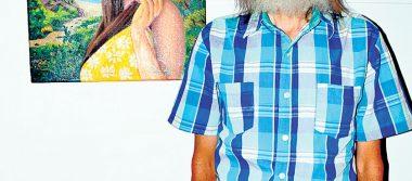 Inaugura Carlos Setzer muestra pictórica