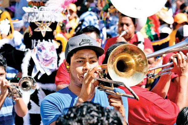 Genera carnaval derrama económica de cinco mdp