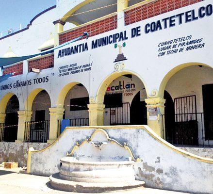 Xoxocotla será un municipio libre: regidor Vidal Esteban