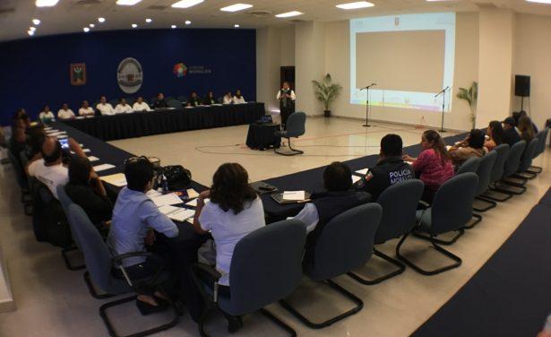 """Realiza CES capacitación sobre el Programa """"Niñ@s más Seguros"""""""