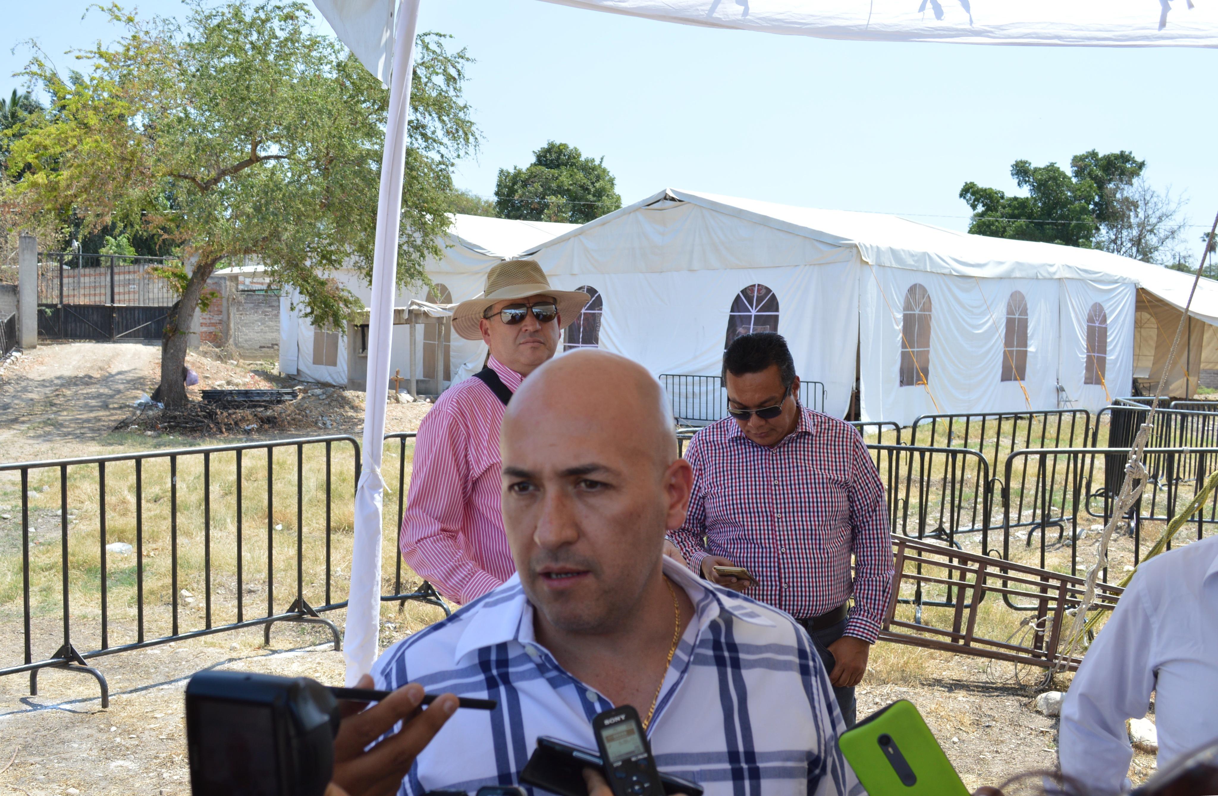 Inician trabajos de exhumación en panteón municipal de Jojutla, Morelos