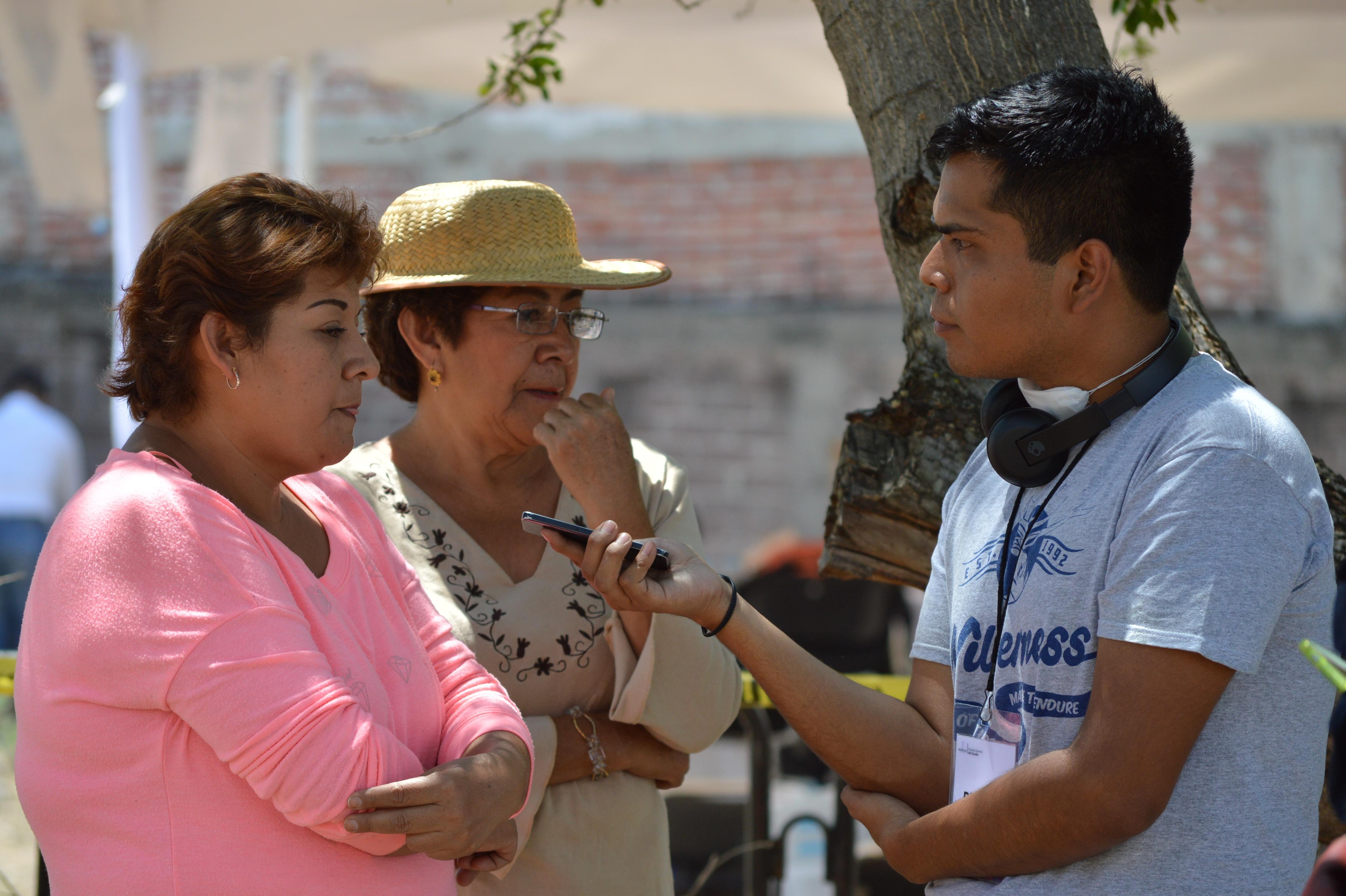 Reportero de El Sol de Cuernavaca y El Sol de Cuautla, Emmanuel Ruiz.