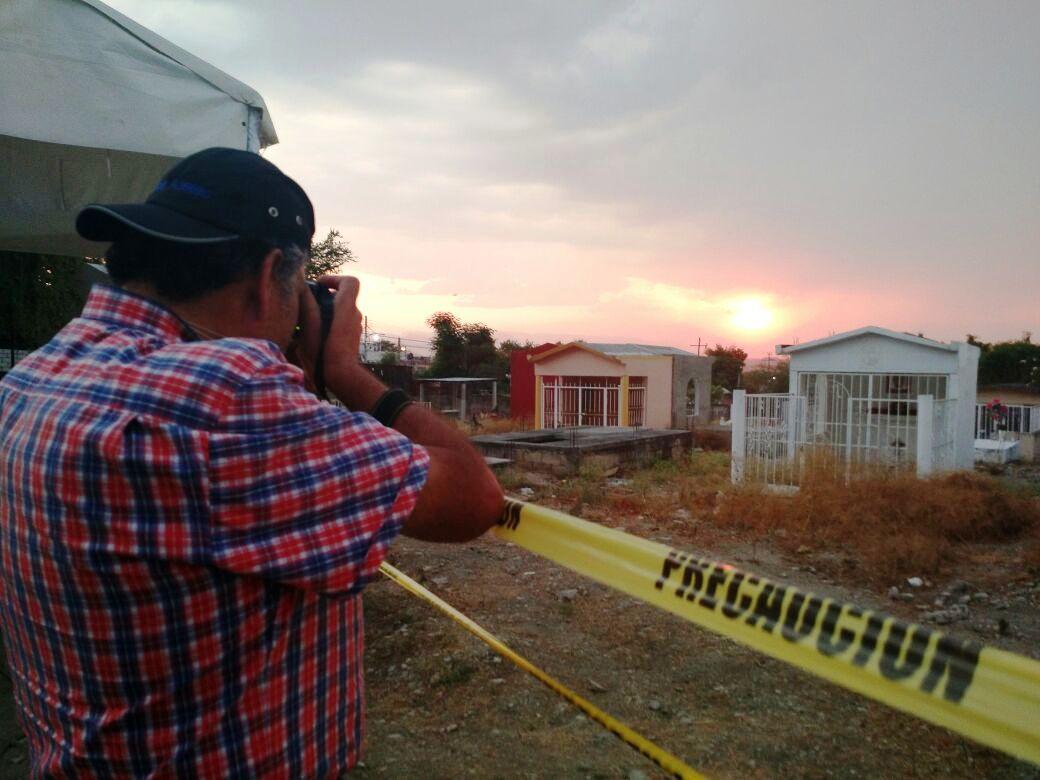 Foto-reportero de El Sol de Cuernavaca, Froylán Trujillo.