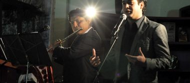 Innova David Páez con su música