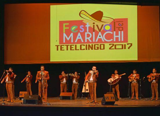 Llega la alegría con el Festival del Mariachi