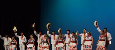 """Presentan """"Fiesta Huasteca"""" en el Ocampo"""