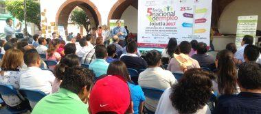 Realizan la Quinta Feria Nacional de Empleo en Jojutla