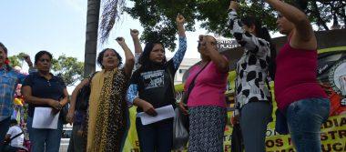 Anuncian marcha, maestros del MMB