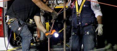 Rescataron el cuerpo del niño Héctor Antonio después de las 4:20 horas