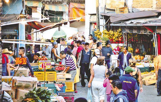 Amenazan linchar a ladrones los comerciantes del ALM