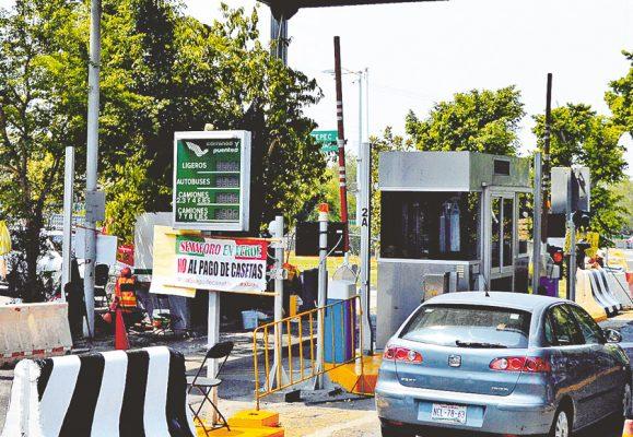 Intervendrá el Municipio ante problema de cobro en las casetas en Xochitepec