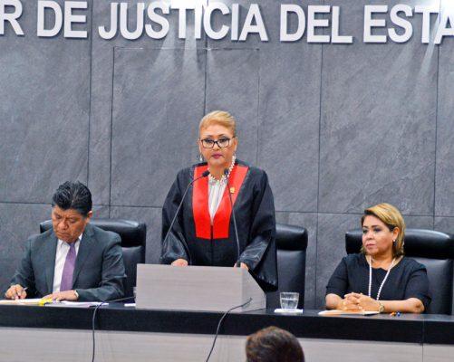 Logra orden el Tribunal Superior de  Justicia con proyecto de austeridad