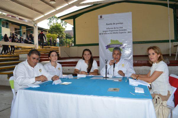 Morelos, presente en los Juegos Nacionales de la Educación