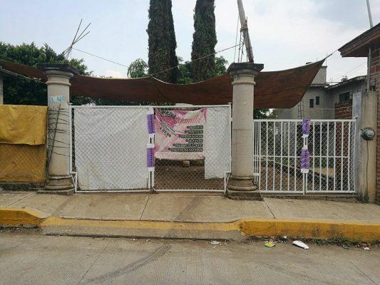 Catean casa de seguridad en Yautepec; hallan droga