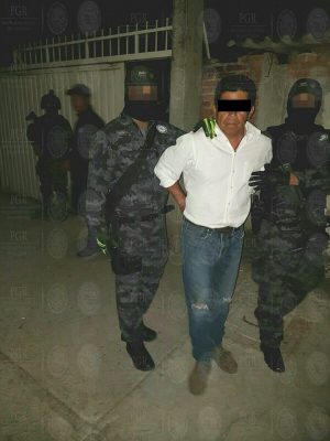 Captura Sedena a criminal en Amacuzac