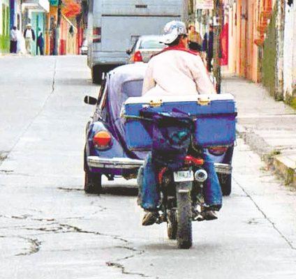 Erradicarán la venta ambulante de tortilla