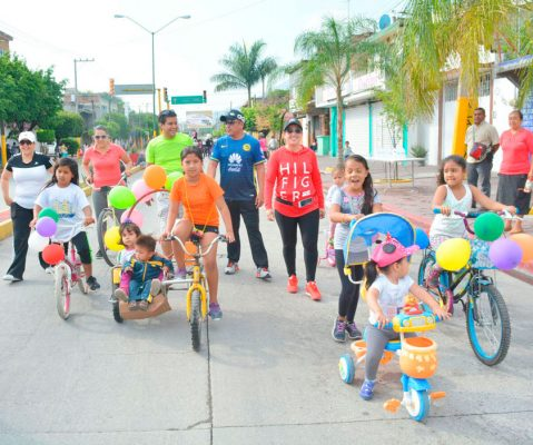 Abren bulevar recreativo en Jojutla