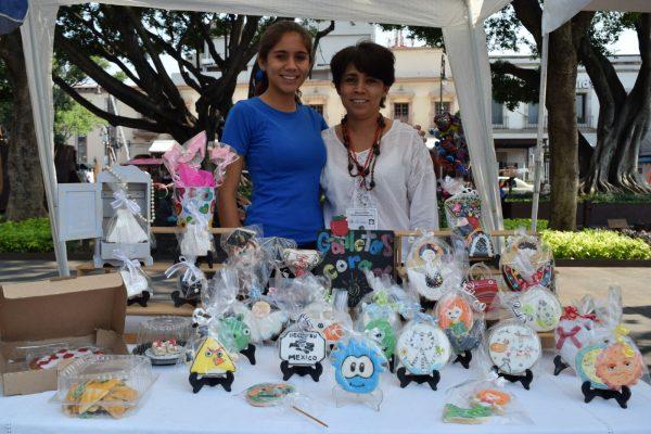 Inauguran la Expo Mujeres Empresarias 2017