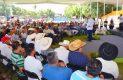 Ante más de un centenar de productores, Ramírez Garrido Abreu anunció que se invertirán 118 millones de pesos para el Programa Especial de Apoyo a la Industria Cañera de Morelos.