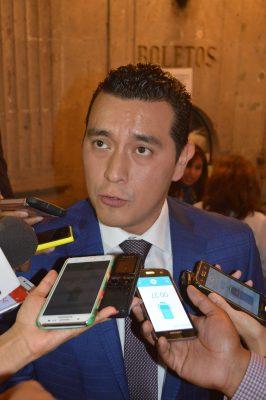 Víctima de persecución política, se dice el diputado