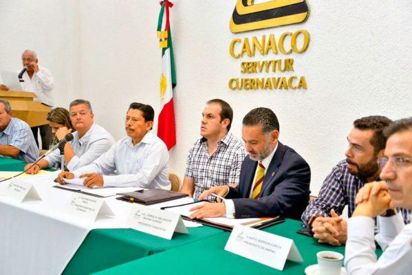 En busca del dinero: anuncia Ayuntamiento a empresarios descuentos en licencias