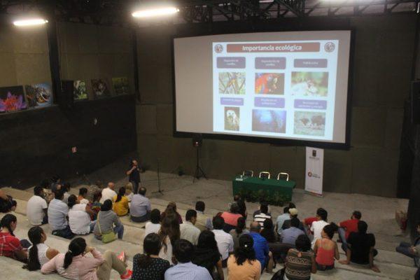 Gran participación ciudadana  en la semana de la biodiversidad
