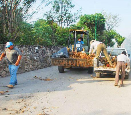 El Ayuntamiento exhortó a la población a sumarse a las campañas de descacharrización.