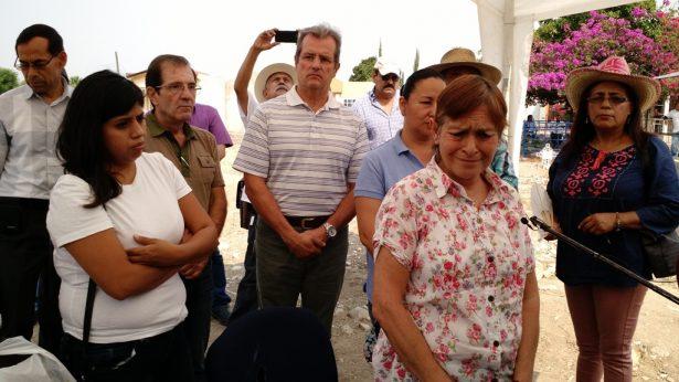 Madres de desaparecidos apoyarán a Vera y Sicilia