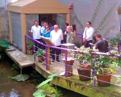Reinauguran el 24 de junio el lago del Parque Chapultepec
