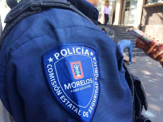 Cumple su sueño y se convierte en policía